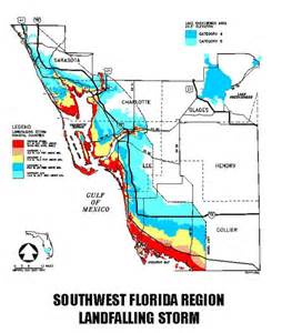 florida surge map new surge maps put more of swfl in danger zone nbc