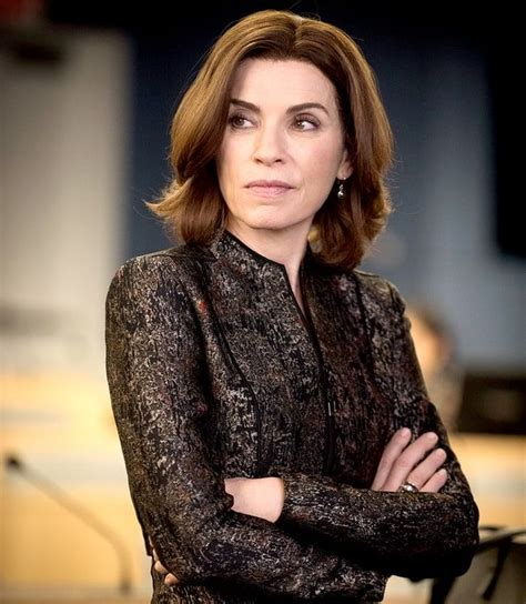 julianna margulies large head 1496 best the good wife quot it used to be sunday s guilty
