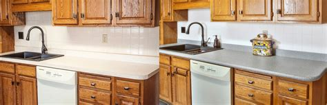 Replace Vanity Countertop by 8 Beautiful Kitchen Countertop Transformations