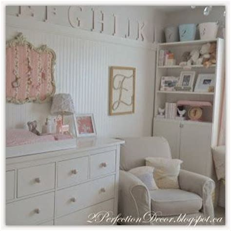 shabby chic nurseries ikea billy and shabby on pinterest