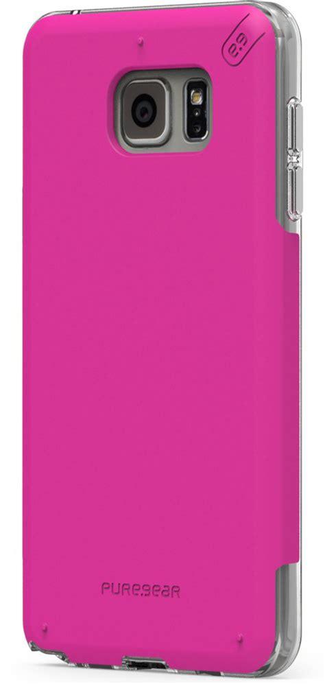 Samsung Note 5 Cover Anti Shock Neo Hybrid Carbon Casing Bumper puregear dualtek pro anti shock cover for samsung galaxy note 5 ebay