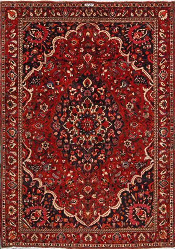 Wool Rugs On Sale Buy Bakhtiari Persian Rug 6 11 Quot X 9 11 Quot Authentic