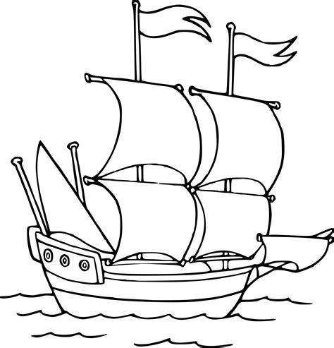 dessin sur bateau coloriage bateau dessin 192 imprimer sur coloriages pour