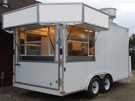 concession trailers how to build a food concession trailer ebay