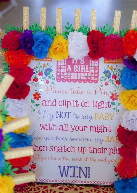 mexican baby shower 25 best ideas about mexican baby showers on