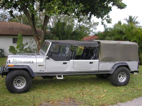 willys jeep truck 4 door 4door ewillys