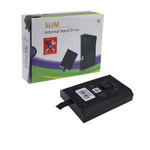 Hardisk Xbox 360 xbox 360 slim 250gb drive disc microsoft