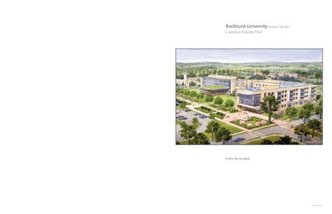 Rockhurst Mba Curriculum by Eyp Master Planning Brochure