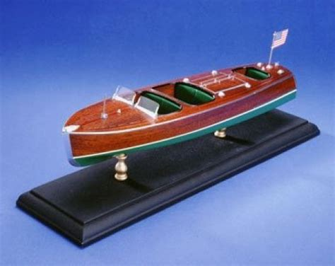barrel back boat kits chris craft triple cockpit barrelback wooden boat kit by