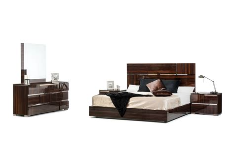 picasso italian modern lacquer bedroom set