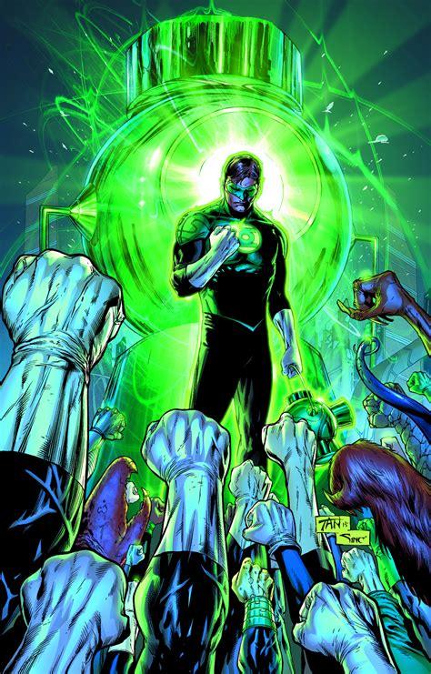 Dc Comics Hal And The Green Lantern Corps 8 January 2017 previewsworld green lantern 21