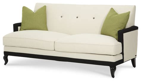 black and cream sofa after eight black onyx cream sofa with pillows