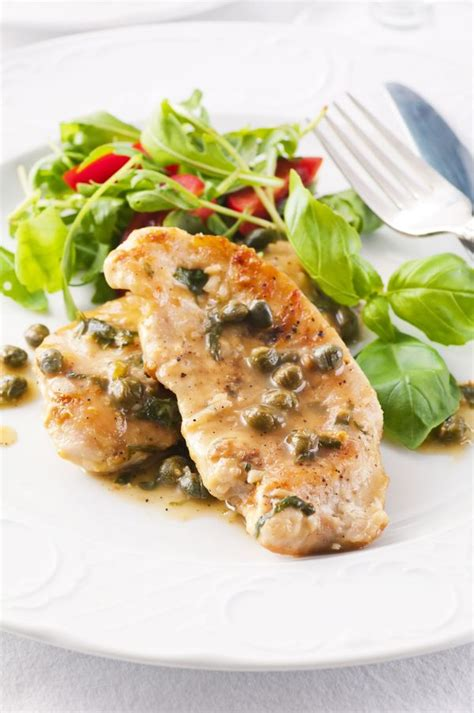 Chicken Piccata Cooking Light by We Created A Healthy Version Of Chicken Piccata And It S