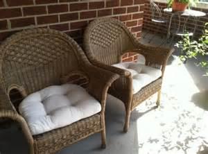 150 obo pier 1 rattan armchairs outdoor patio furniture
