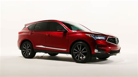 2019 Acura Rdx Concept naias 2019 acura rdx concept is production ready