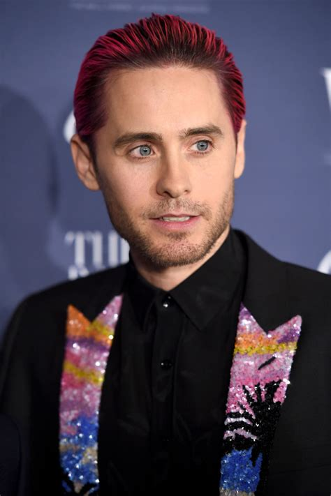 jered letto los mejores fashion moments de jared leto instyle