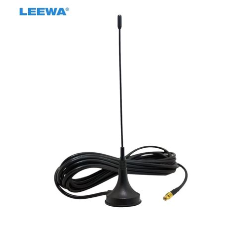 car mcx active digital tv antenna with built in lifier auto tv antenna free shipping ca922