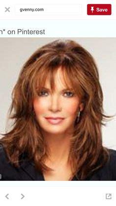 shag medium length for plus size women cute medium length shag hairstyles for women over 50