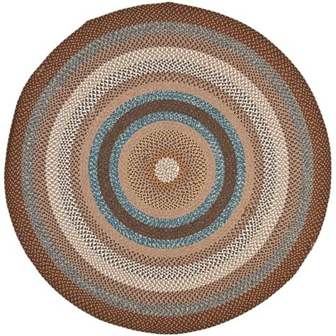 4 foot rugs safavieh rodeo drive multi 4 ft x 4 ft area rug