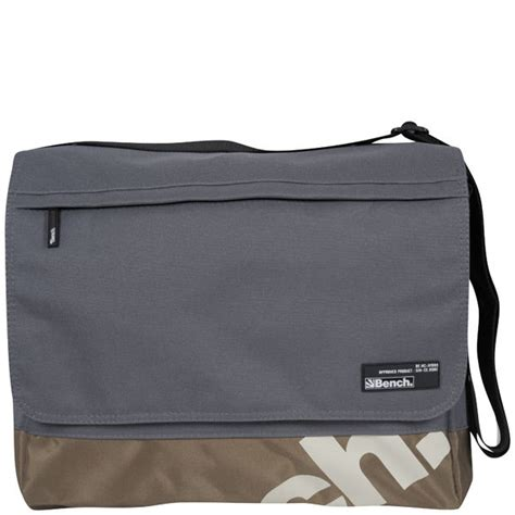 bench men s eclipse record bag mens accessories thehut com