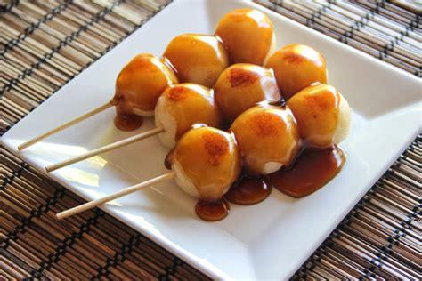 Kitchen Japanese by Mitarashi Dango Recipe Japanese Cooking 101