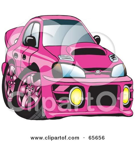 pink subaru clipart black and white racing fj holden car 1 royalty