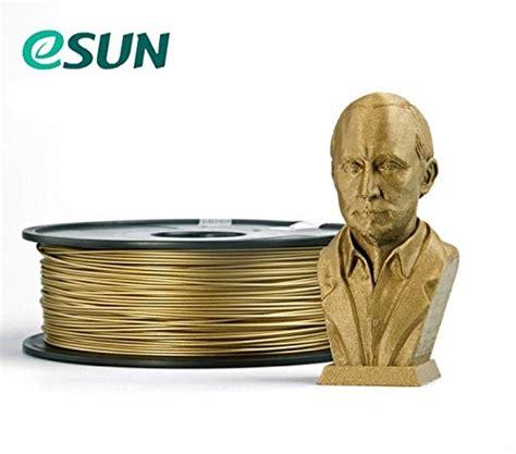 Filamen 3d Printer Filament Pla Lazurite Bronze 1 75mm 1 0 Kg 1 esun bronze filament 1 75mm 0 5kg 1 1lb spool for makerbot import it all