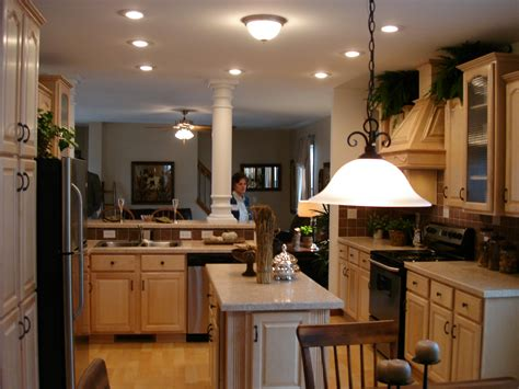kitchen great room designs grasscloth wallpaper