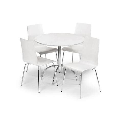 Buy Simplistic White Dining Table Only From Our Dining Tesco Dining Table And Chairs