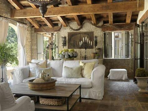 Wohnzimmermöbel Im Landhausstil by Das Wohnzimmer Rustikal Einrichten Ist Der Landhausstil