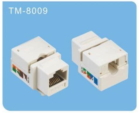 Harga Promo Connector Konektor Rj 45 Rj45 cat6 konektor rj45 untuk dinding switch dengan ul sertifikat 90 derajat buy product on