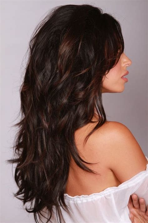 low lights on black shoulder length hair 25 best ideas about brown hair with lowlights on