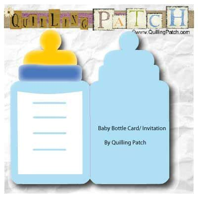 Baby Bottle Template Card by Printable Baby Bottle Invitations Oxyline 29c5b44fbe37