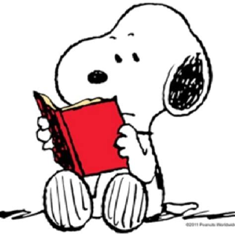 libro the art of charlie snoopy reads bulletin board heaven snoopy reading and book