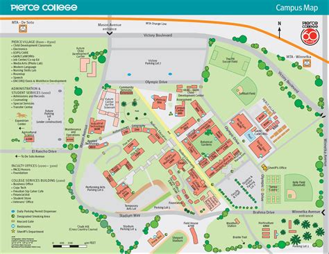 college map college college maps