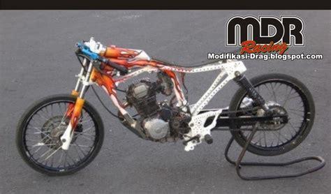 Tiger Modifikasi Drag by Drag Modification Modif Drag Race Fcci Drag Honda