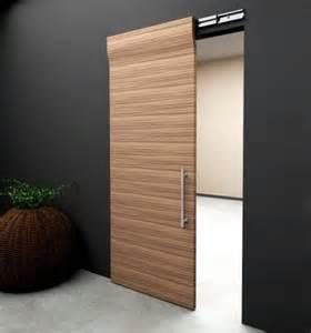 Interior Wood Sliding Doors Modern Interior Door Unique Home Designs