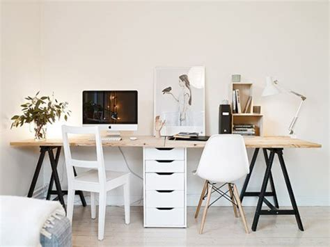 zelf een buro maken maak je eigen bureau voor je werkplek wooninspiratie