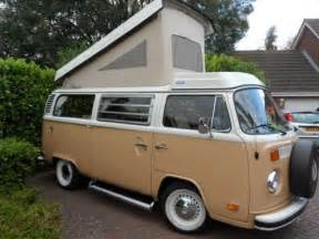 Camper Van Interior Vw T2 Bay Window Westfalia Camper Van 1979 Bespoke