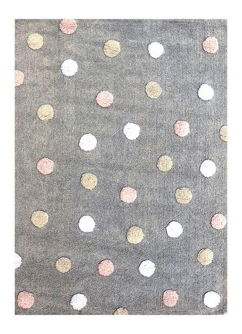 teppich grau rosa teppich punkte tricolor grau rosa im wallenfels