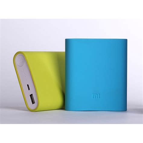 Power Bank 10400 Mah Berkualitas jual xiaomi silicon for mi power bank 10400 mah white