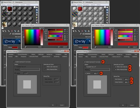 vray linear workflow free vray tutorial gamma 2 2 setup or linear workflow