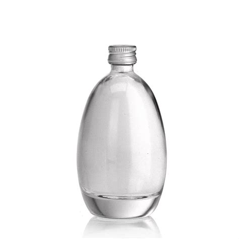 bottiglie e vasi di vetro 100ml bottiglia in vetro chiaro quot uovo quot bottiglie e vasi it