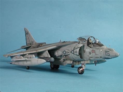 Av 8 Harrier Usmc 1 48 Pro Built Model scalespot av 8b attack vma 223 oif