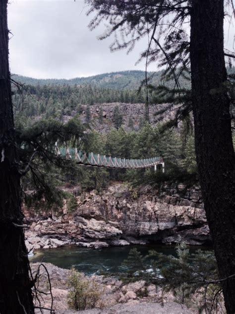 swing bridge saloon motorcycles were made for montana s open roads glacier