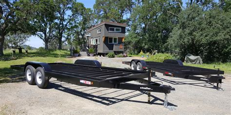 used tinny boat trailers for sale tiny house trailers order a custom trailer tiny house