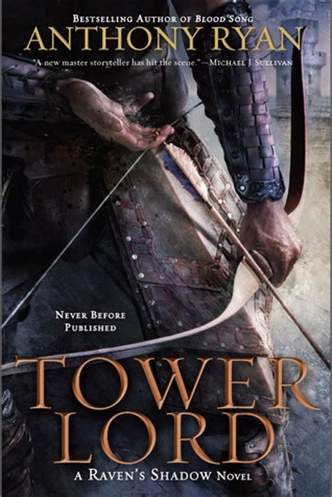 Pdf Tower Lord Ravens Shadow Novel tower lord s shadow 2 by anthony reviews
