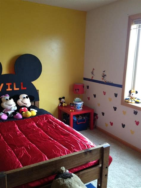 mickey mouse headboard 167 best mickey bedroom images on mice best