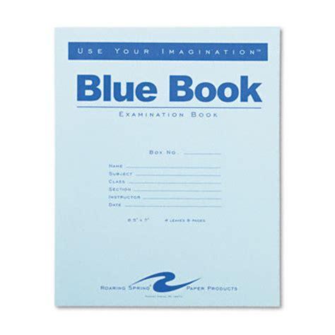 blue books image blue book booklet