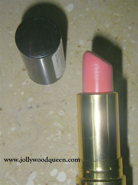 Lipstik Revlon Lustrous 415 jollywoodqueen review revlon lustrous lipstick in pink in the afternoon 415